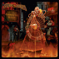 Helloween - Gambling With The Devil [Import Clear 2LP]