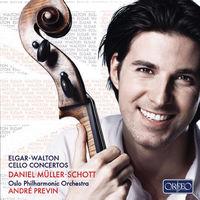 Daniel Muller-Schott - Concerto For Solo Cello & Full Orchestra
