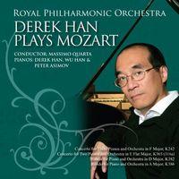 W.A. Mozart - Derek Han Plays Mozart
