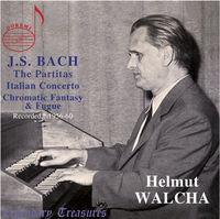 Helmut Walcha - Six Partitas