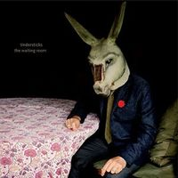 Tindersticks - Waiting Room (W/Dvd) [Clear Vinyl] (Gate) [180 Gram] [Indie Exclusive]