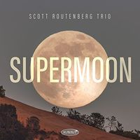 Scott Routenberg - Supermoon