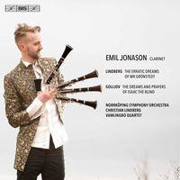 Golijov / Lindberg / Jonason - Emil Jonason plays Lindberg & Golijov