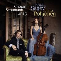 Inbal Segev - Cello Sonata in G Minor