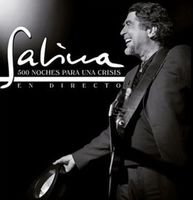 Joaquin Sabina - 500 Noches Para Una Crisis (Bonus Dvd) (Arg)
