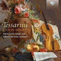 Valerio Losito - Tessarini: Violin Sonatas