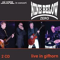 NINE BELOW ZERO - Live At Gifhorn (Uk)