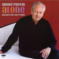 Andre Previn - Alone: Ballads for Solo Piano