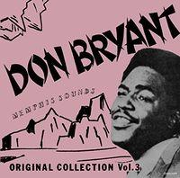 Don Bryant - Memphis Sounds Original Collection Vol 3 (Jpn)