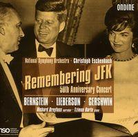 Christoph Eschenbach - Remembering JFK - 50th Anniversary Concert