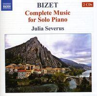 Julia Severus - Complete Music For Solo Piano