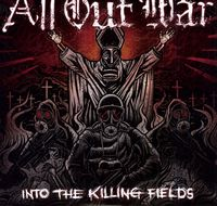 All Out War - Into The Killing Fields [Vinyl]