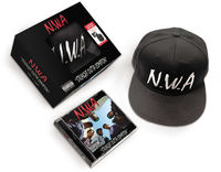 N.W.A. - Straight Outta Compton [CD/HAT]