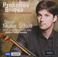 Daniel Muller-Schott - Cello Symphonies