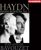 Jean-Efflam Bavouzet - Piano Sonatas 2