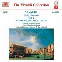 RAPHAEL WALLFISCH - Cello Concerti 2