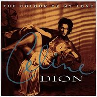 Celine Dion - The Colour Of My Love [Import LP]