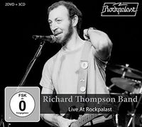 Richard Thompson - Live At Rockpalast (W/Dvd)