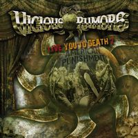 Vicious Rumors - Live You To Death 2-American Punishment