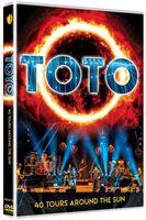 Toto - 40 Tours Around The Sun / (Dts Ntr0 Uk)