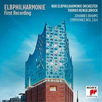 THOMAS HENGELBROCK - Elb-Philharmonie First Recording - Brahms: Sinfoni