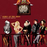 Panic! At The Disco - A Fever You Cant Sweat Out [Vinyl]