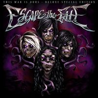 Escape The Fate - This War Is Ours [Deluxe Special Edition] [Bonus DVD] [Bonus Tracks]