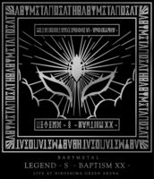 BABYMETAL - Legend-S-Baptism Xx-(Live Hiroshima Green Arena)