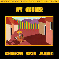Ry Cooder - Chicken Skin Music [Limited Mobile Fidelity hybrid SACD]