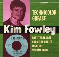 Kim Fowley - Technicolor Grease