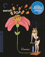 Roger Daltrey - Criterion Collection: Monterey Pop (2pc) / (Full)