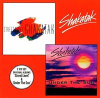 Shakatak - Street Level / Under The Sun