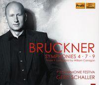 Gerd Schaller - Symphonies 4 &7 & 9