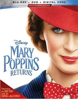 Mary Poppins [Movie] - Mary Poppins Returns