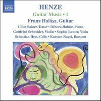 Franz Halasz - Guitar Music