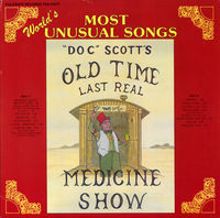 Tommy Scott - Doc Tommy Scott's Last Real Medicine Show