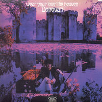 Donovan - Wear Your Love Like Heaven [Colored Vinyl] (Purp)