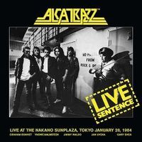 Alcatrazz - Live Sentence: 2 Disc Deluxe Edition