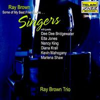 Ray Brown Trio - Some of My Best Friends Are Singers