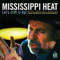 John Primer - Let's Live It Up