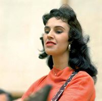 Wanda Jackson - There's Party Goin' on