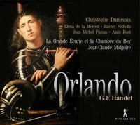 Handel - Orlando