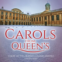Choir of The Queen's College - Carols from Queen's
