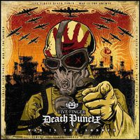Five Finger Death Punch - War Is The Answer [2LP/CD]