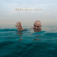 Paul Kelly - Life Is Fine [LP]