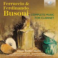 Davide Bandieri - Complete Music for Clarinet