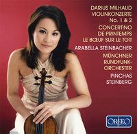 Dvorak/Szymanowski - Concertos