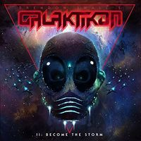 Brendon Small - Galaktikon II: Become the Storm [Picture Disc LP]