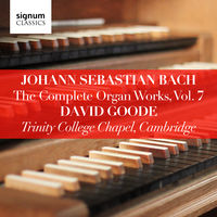David Goode - Complete Organ Works 7