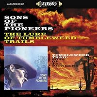 Sons Of The Pioneers - Lure of Tumbleweed Trails